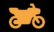 Particuliers-Icone-Moto-Orange
